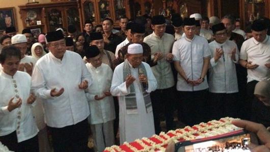 Presiden Jokowi Jadi Inspektur Upacara, Ini Prosesi Pemakaman Ani Yudhoyono