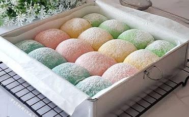 Mari bikin Roti Susu Jepang