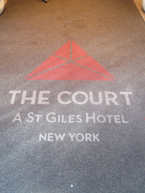 The Court - A St Giles Hotel Review ~ New York, NY