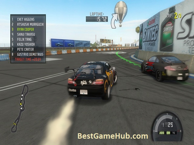 Need for Speed ProStreet Compressed PC Repack Game Download