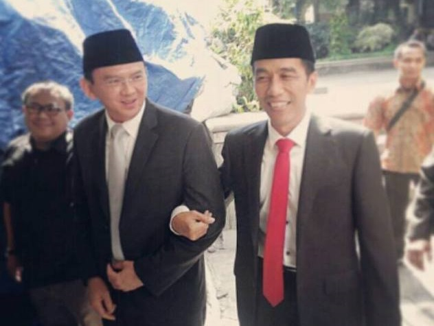 """Gubernur"" Ibu Kota Baru akan Dipilih Jokowi, Ahok Jadi Kandidatnya"