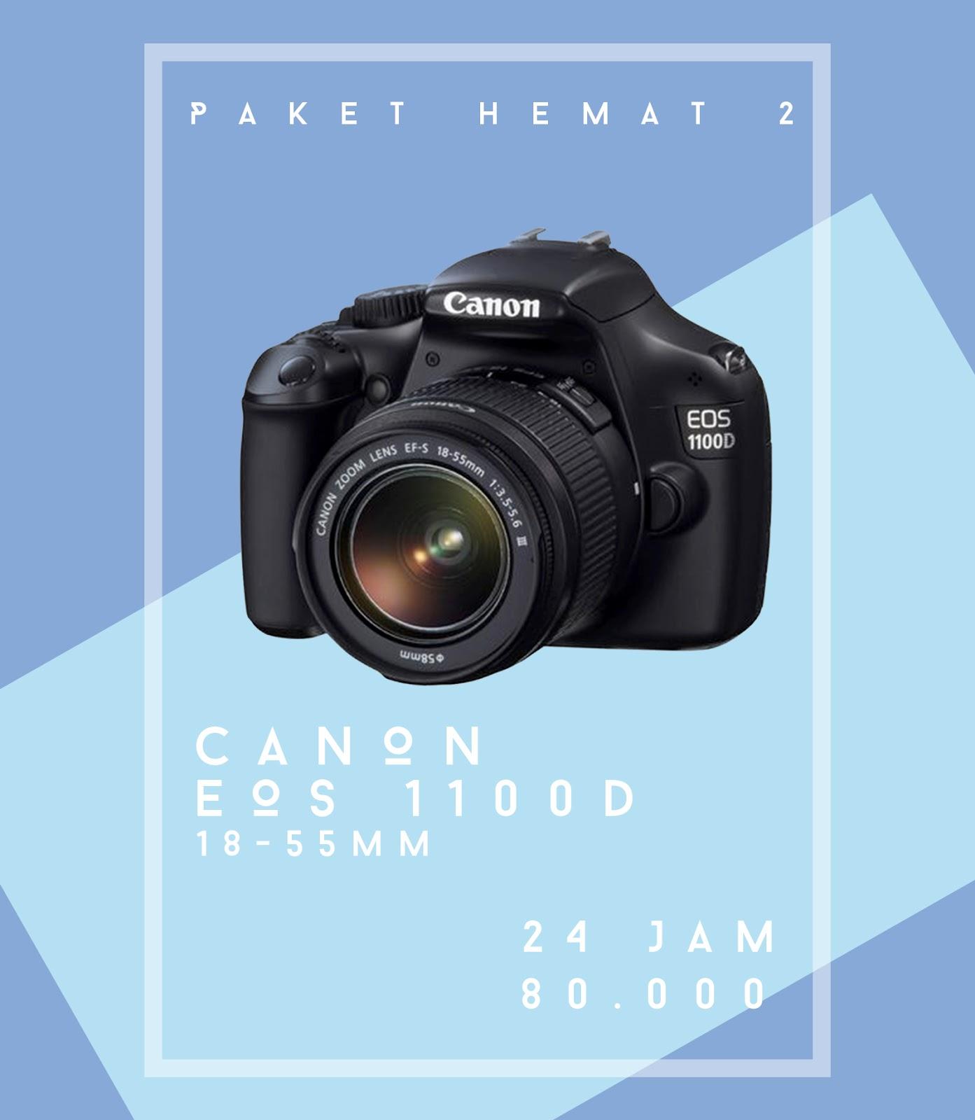 Harga Sewa Kamera Murah Paket Hemat