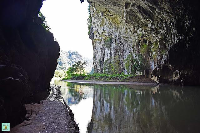 Puong Cave, Parque Nacional de Ba Be