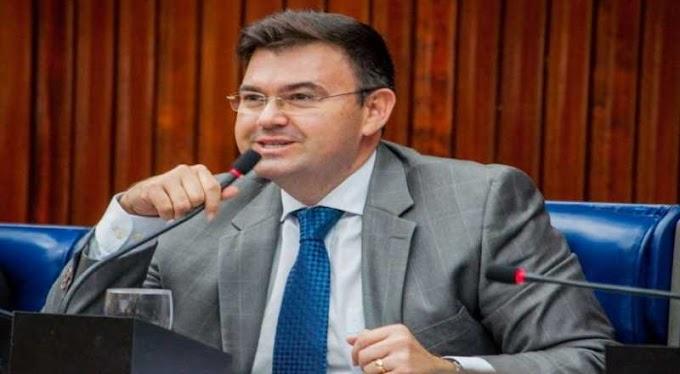 Deputado do MDB paraibano quer convencer Maranhão a apoiar Tebet para a Presidência do Senado