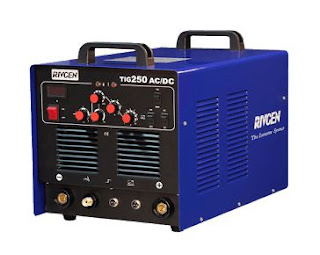 Hình ảnh máy hàn Rivcen Tig 250 AC/DC