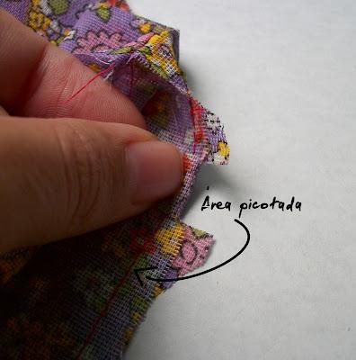 como costurar uma gola