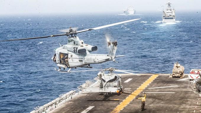 """Contraalmirante iraní: """"Cada vez que los militares de EE.UU. acceden al golfo Pérsico creen que entran en el infierno"""""""