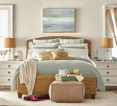 Wicker Furniture Ideas Bedroom