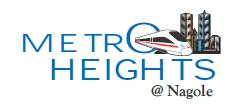 Metro Heights Hyderabad Gated Community Apartments At