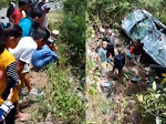 Mobil Ditumpangi Santri Terjun ke Jurang di Poros Bone-Maros