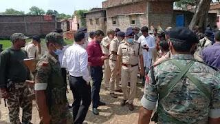 Bihar Panchayat First Phase: औरंगाबाद में बूथ संख्या 144 और 145 पर चली गोलियां, DM-SP कर रहे कैंप, पांच गिरफ्तार