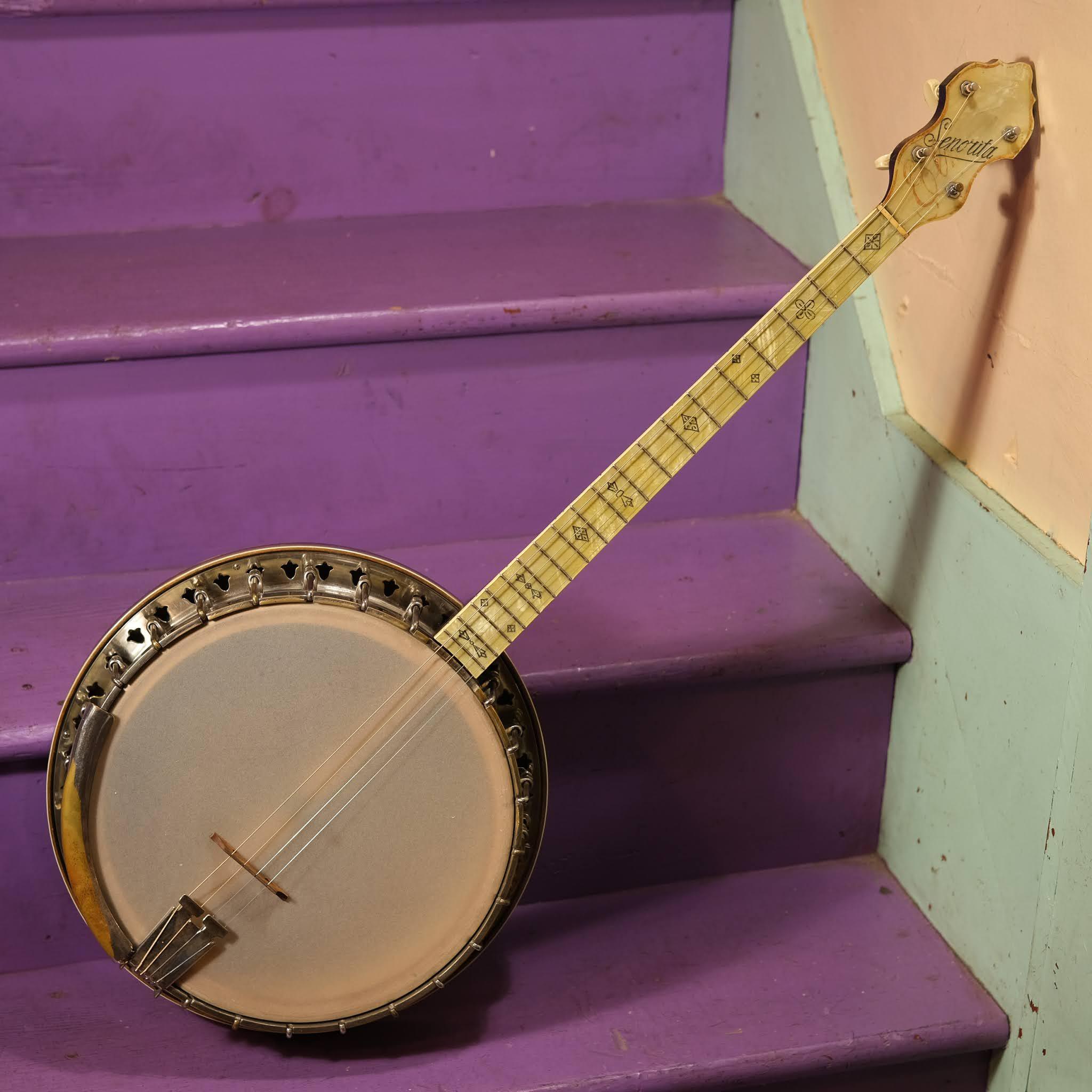 banjo flat notes 8 ct.