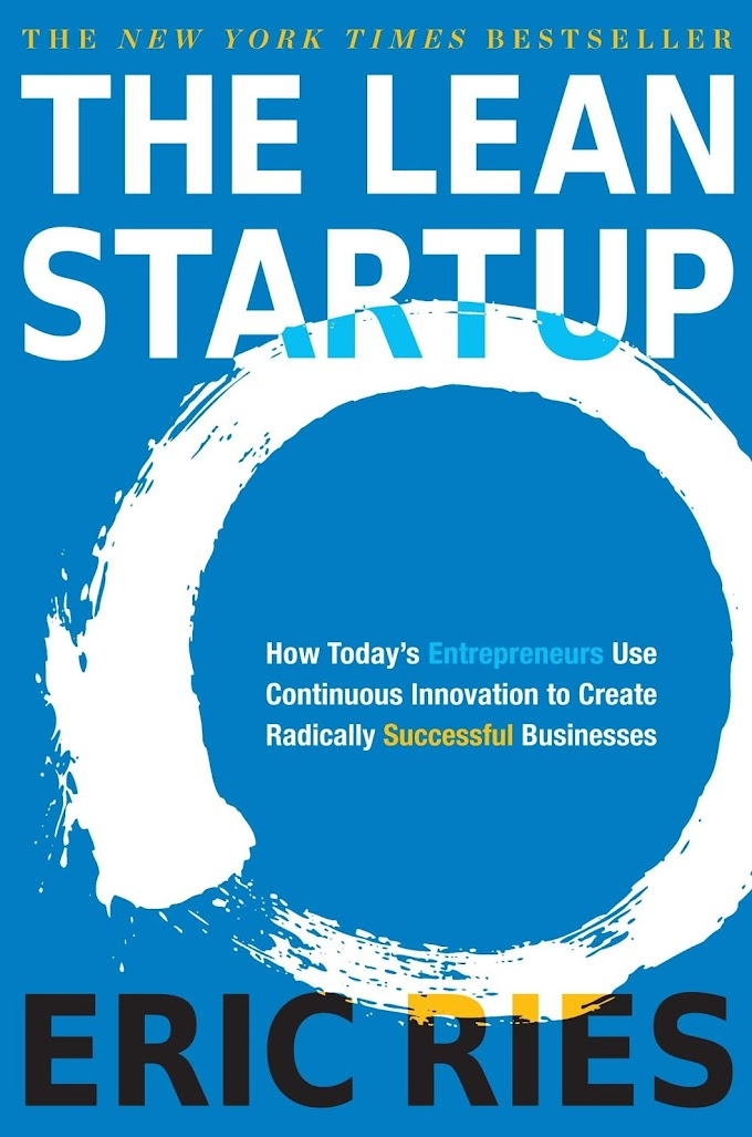 The Lean Startup by Eric Ries Ebook Download