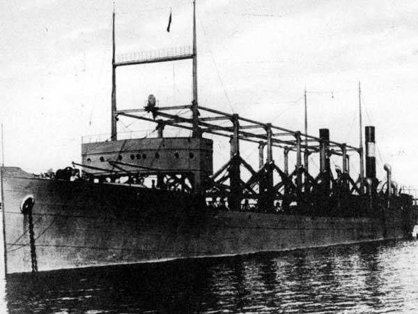 Kapal The USS Cyclops