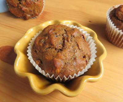 Fruit & Nut Muffins