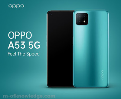 إطلاق نسخة 5G من هاتف أوبو Oppo A53 بهذه المنيزات و المواصفات !
