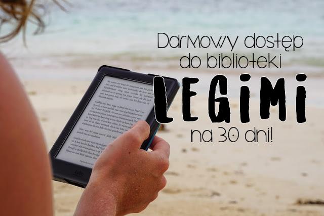 Darmowy dostęp do Legimi | 30 dni