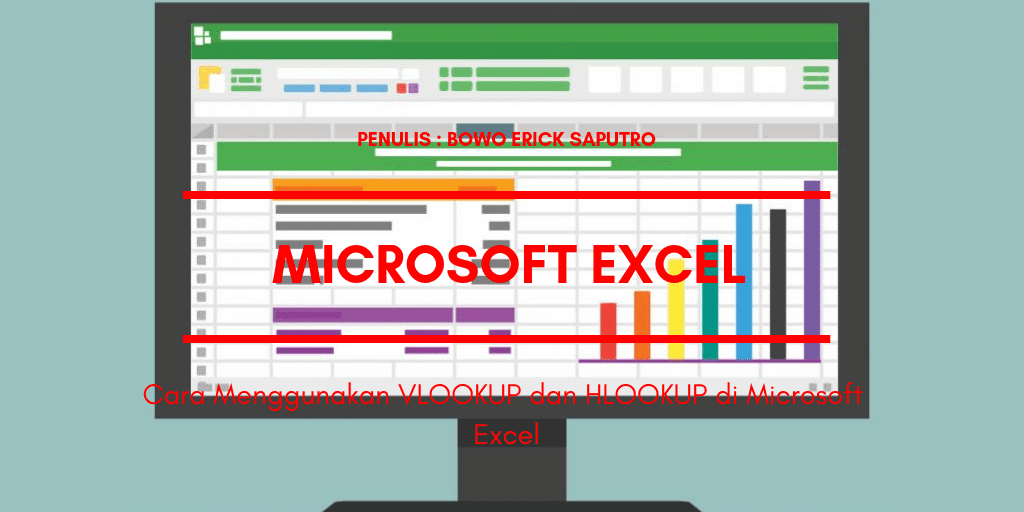 Cara Menggunakan VLOOKUP dan HLOOKUP di Microsoft Excel