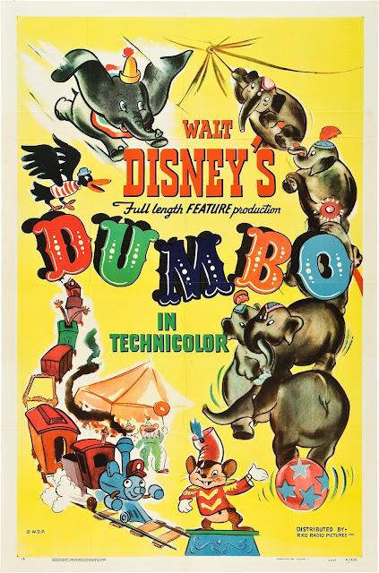 dumbo circo