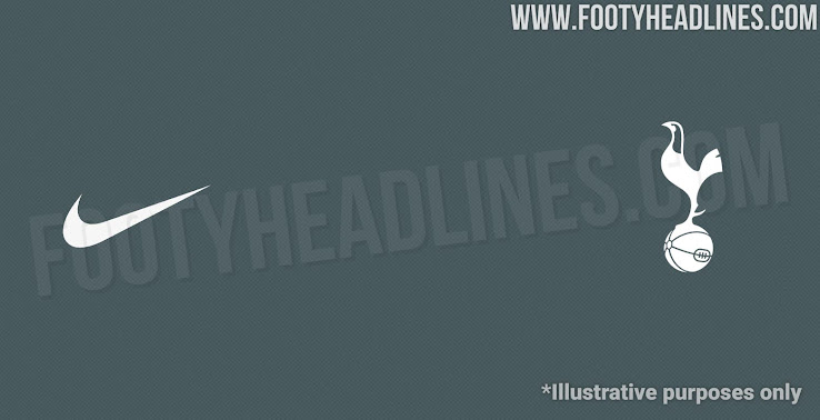 the latest e1848 9ab33 EXCLUSIVE: Nike Tottenham 20-21 Away Kit to Be 'Green ...