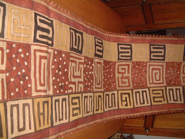 Finest African Textiles│Kuba Cloth 118