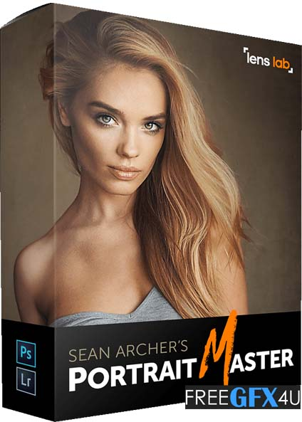 Sean Archer Portrait Master For PS & Lightroom
