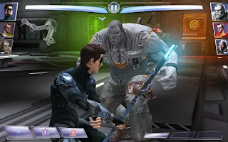 Download Game Injustice Gods Among Us V2.14 MOD Apk + DATA Obb