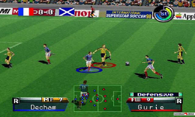 International Superstar Soccer 98 - On this day