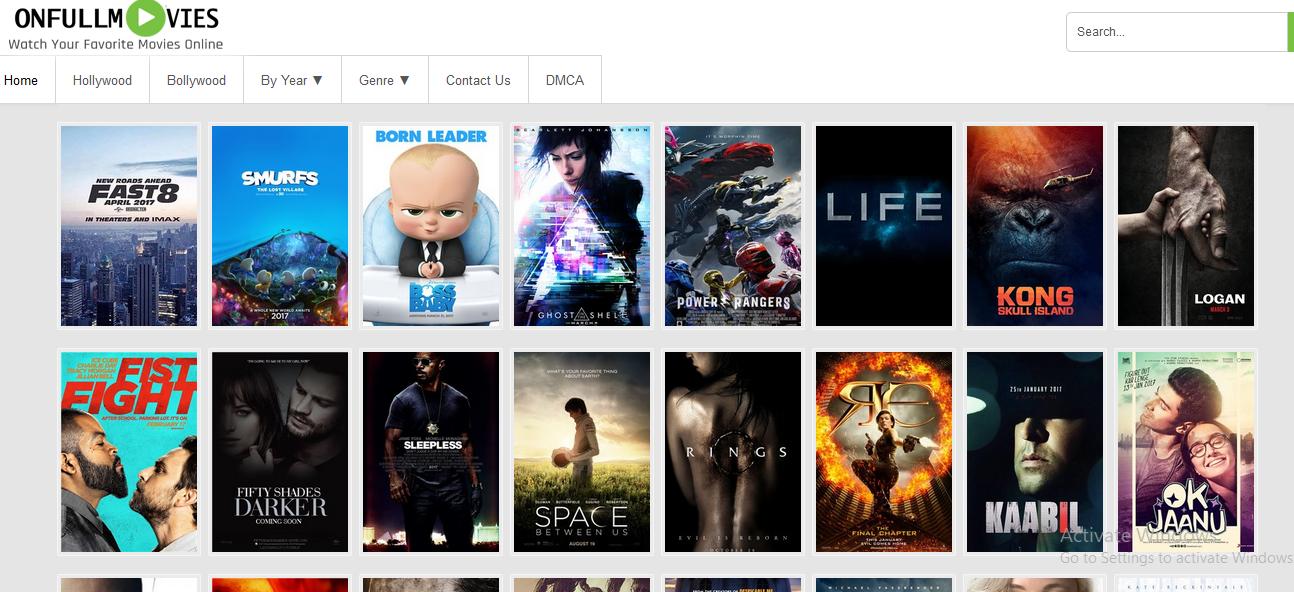 OnMovies Movies Wordpress Theme - ECDLTheme - Free Premium Blogger ...