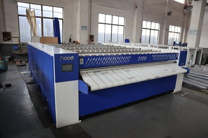 Cung cấp máy là lô Hoop cho xưởng giặt
