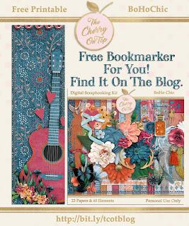 Book Marker Freebie