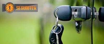 llave de coche duplicada