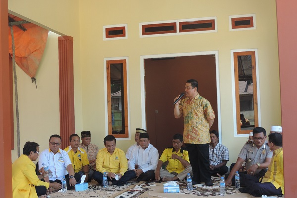 Ria Norsan Mekarkan PKR di Tahun Pertama