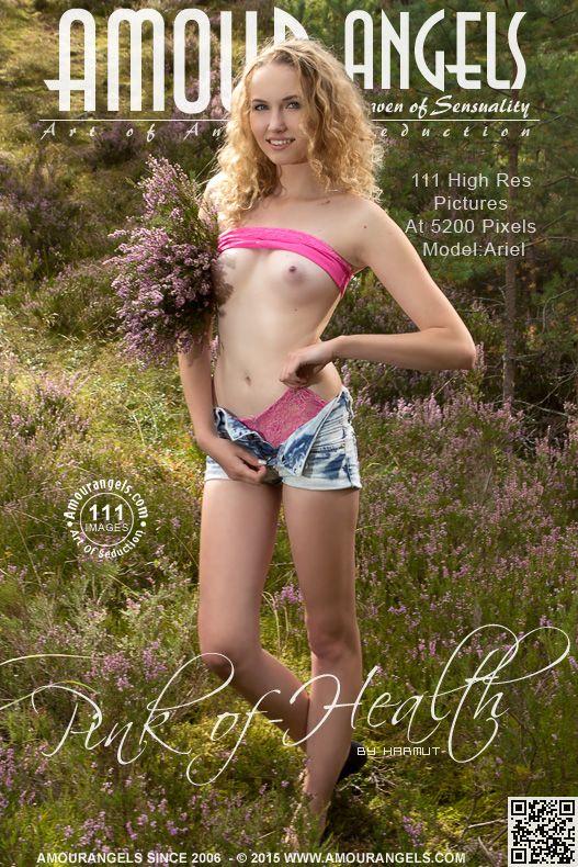 AmourAngels - Ariel - Pink Of Health - idols