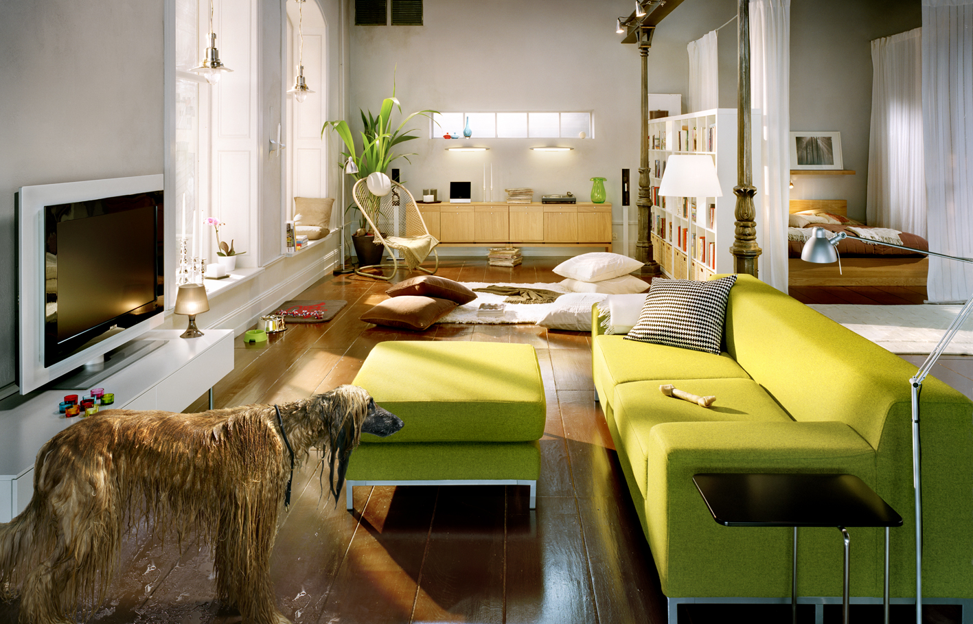 Family Room Interior Design | Interior Home Design