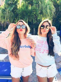 hoodies para mejores amigas