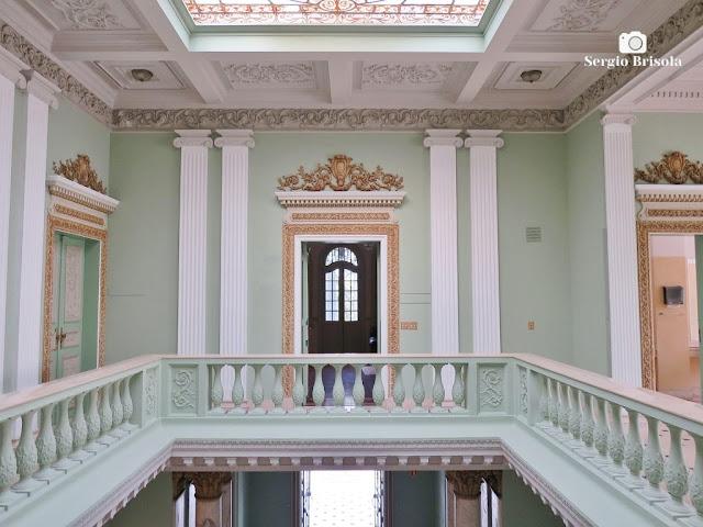 Palacete Violeta (vista andar superior 3)