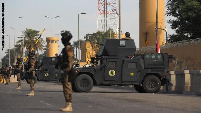الولايات المتحدة تقرر نشر 3 آلاف جندي إضافي في الشرق الأوسط تحسبا لأي هجمات إيرانية