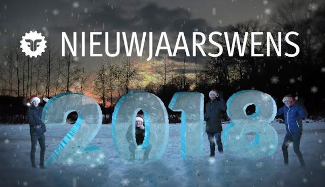Nieuwjaarswens 2018