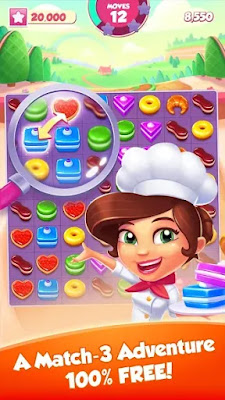 Pastry Paradise game