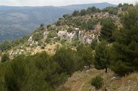 Costoni rocciosi del Monte Bongiovanni