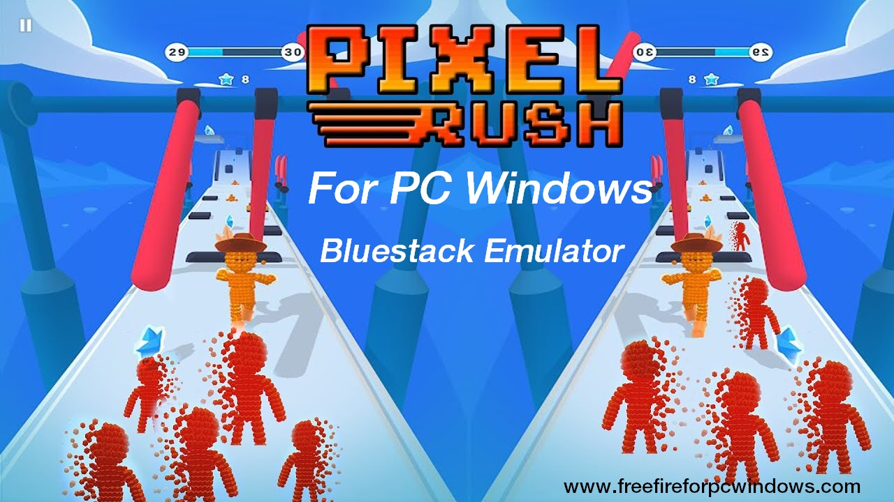 Pixel Rush for PC