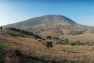 Gunung Tabor Israel