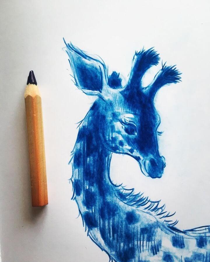 01-Young-giraffe-Farbe-Und-Fabeln-www-designstack-co