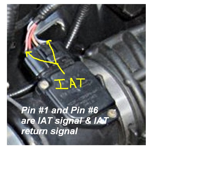IAT Sensor Performance Chip Installation Procedure 2008,2009,2010