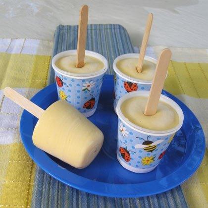 Orange-Cream Popsicle Recipe