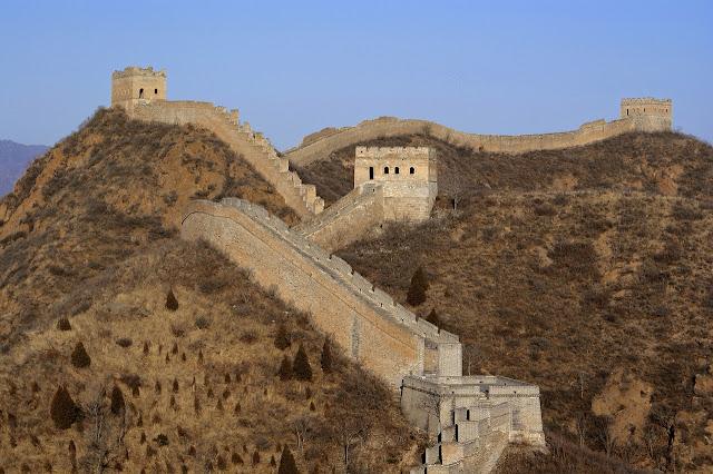 The Great Wall of China, Wall of China, china wall