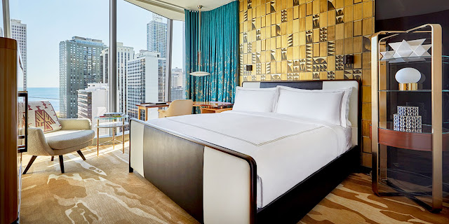 Viceroy Chicago, voted the #1 Hotel in Chicago in the Condé Nast Traveler's 2018 Readers' Choice Awards, offers a warm and inviting atmosphere with carefully thought-out design details in a perfect Gold Coast location.