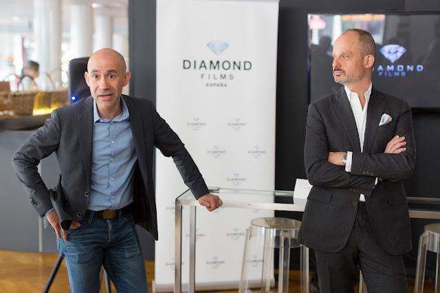 Se presenta en España Diamond Films con 5 títulos bajo el brazo