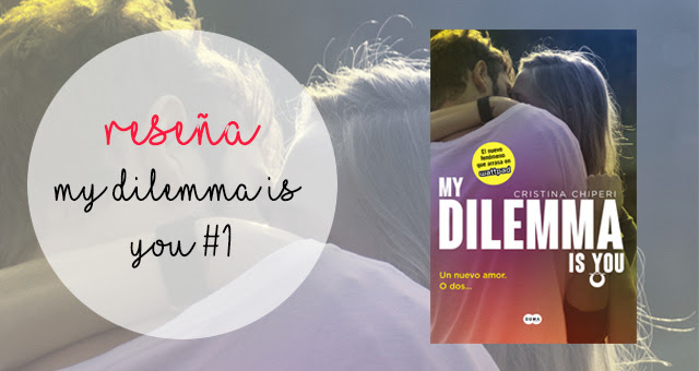 My dilemma is you 1, Cristina Chiperi